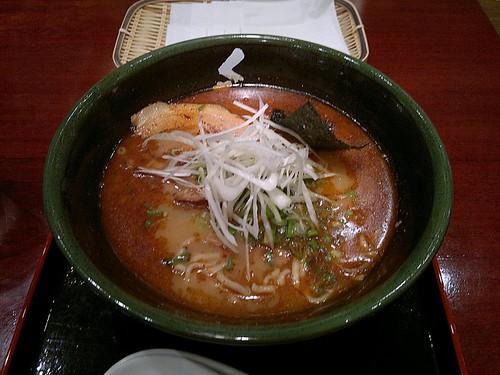 Gekikara Uobushi Ramen