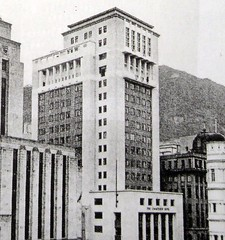 Chartered Bank, Hong Kong  (richardwonghk3) Tags: old heritage hongkong photo central bank 1950s 1960s  historicbuilding     standardcharteredbank charteredbank    collectivememories
