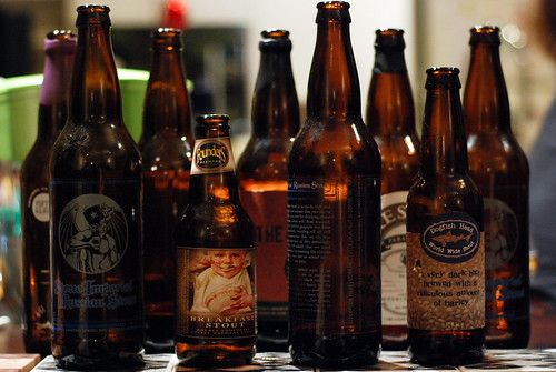 imperial stout tasting, 12.17.10