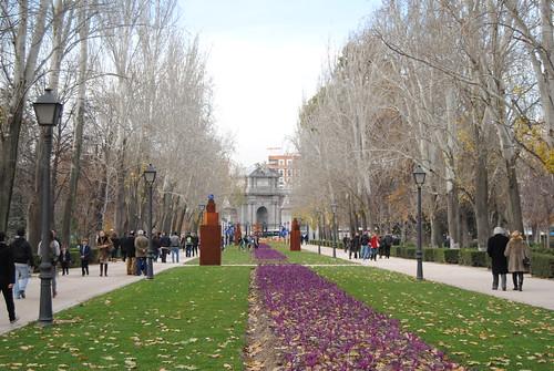 Madrid- El Retiro