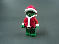 The Grinch (billbobful) Tags: lego dr jim grinch how carry stole suess crhistmas