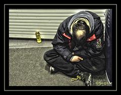 Homeless (brile59) Tags: people belgique homeless bruxelles sansdomicile