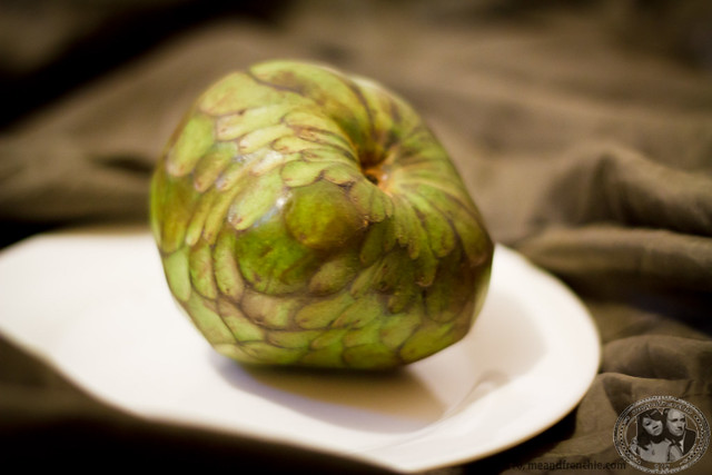 Delicious Cherimoya Fruit