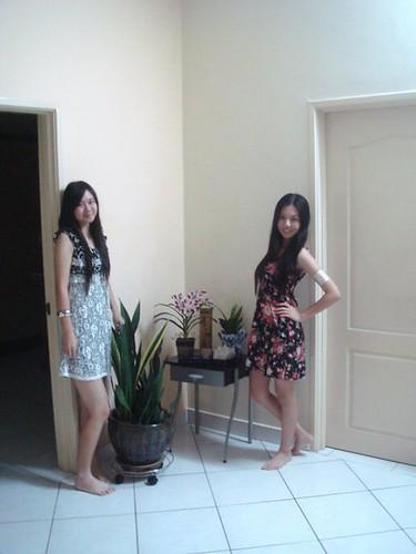 Sze Von and Chee Li Kee