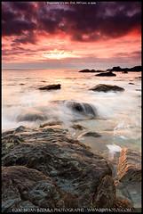 2010-12-19 Sachuest-61 (Bryan Bzdula Photography) Tags: seascape sunrise canon coast newengland sigma rhodeisland middletown 1020 atlanticocean rocksandwater 40d graduatedneutraldensity sachuestpoint sachuestwildlifepreserve