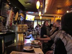 langans02 (Johnnie Utah) Tags: irish sports beer bar festive tin pub warm drinking wave ceiling snacks tap crowded