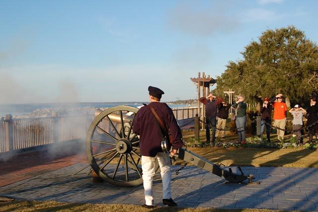 cannonfires