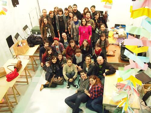 Participantes del 3r Festivalet