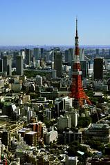 Tokyo Tower (transitmodes) Tags: city japan tokyo tokyotower roppongi