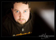 The Editor (Sean Molin Photography) Tags: winter selfportrait 50mm photographer noflash christmaseve 2010 f12 nikon50mmf12 iso900 nikond700 0mmf0 nikonnikkor50mmf12ais seanmolin fwo5012 httpwwwseanmolincom copyright2010seanmolin
