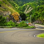 Lion's Head at Kennon Road in Baguio