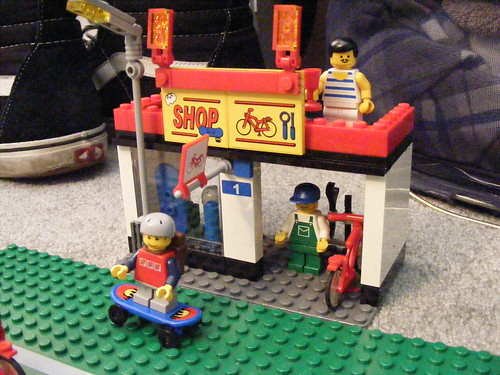 Bike and Skate Shop