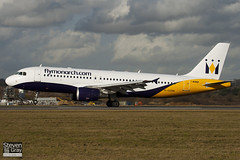 G-OZBK - 1370 - Monarch Airlines - Airbus A320-214 - Luton - 100205 - Steven Gray - IMG_6946