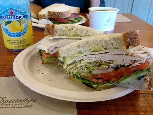 Chairman Sandwich