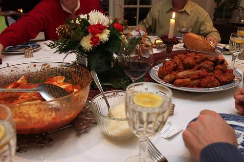 holy italian feast!