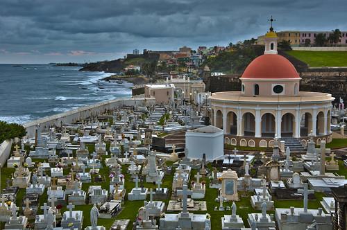 From flickr.com: Cementario Santa Mara Magdalena de Pazzis in Old San Juan, Puerto Rico {MID-73027}