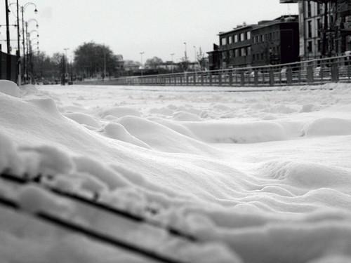 Winter @ Kanal ¬ 1357