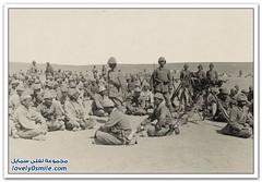 الجنود الاتراك - صحراء غزة