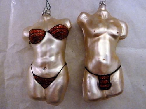 Sexy Ornaments