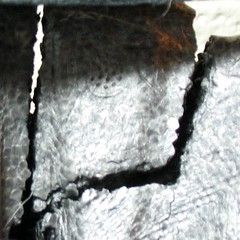 Cracked Helmet Interior