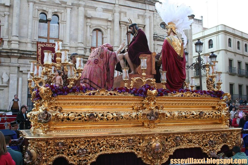 Nuestro Padre Jesús de la Salud y Buen Viaje. Martes Santo 2007