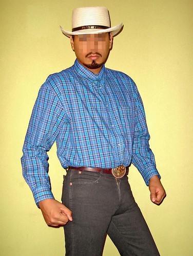 Male Wrangler Jeans Bulge