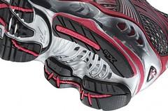 Vývoj konstrukce běžeckých bot