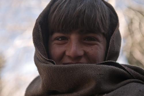 フリー写真素材, 人物, 子供, 少年・男の子, アフガニスタン人,