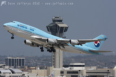 HL7472 B747-400 Korean Air (JaffaPix +5 million views-thanks...) Tags: hl7472 b744 korean lax airport klax airplane aeroplane aircraft losangeles boeing takeoff jaffapix davejefferys b747400 koreanair kal b747 747400 jumbo aviation airline airliner