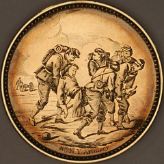 Cold Harbor Lifesaving Medal obverse