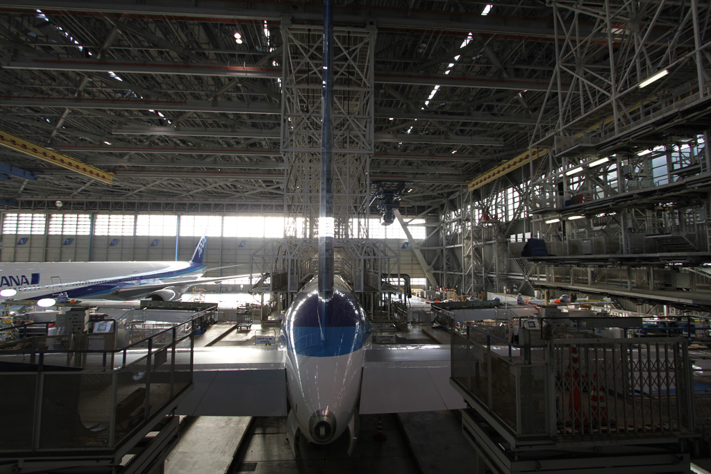 ANA Airplane Maintenance Center (11)