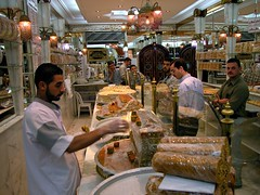 #8 Arabic Sweets (VisitJordan) Tags: amman arabic jordan only sweets onlyinamman 99things 99thingsdotoinamman