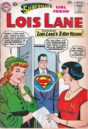 Lois Lane #22 Cover
