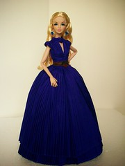 Make  a  statement (napudollworld) Tags: fashion angel alice barbie disney jude zac gown couture renaissance royalty enchanted monique posen lhuillier raider deveraux