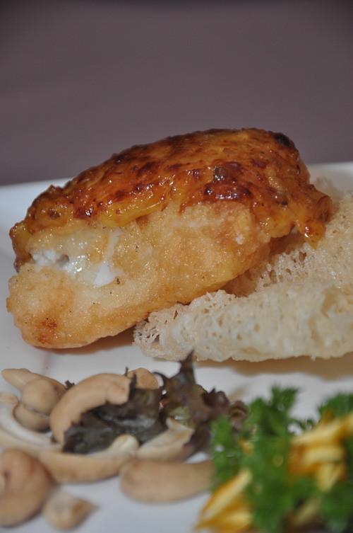 Grand Dorset Subang Chef's Special Baked Cod FIsh