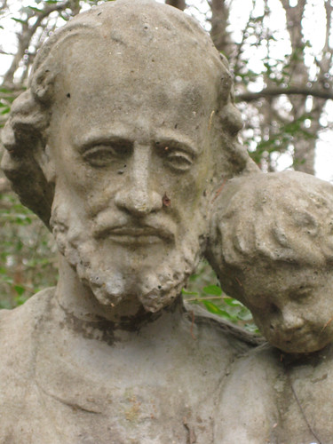 Joseph and Baby Jesus
