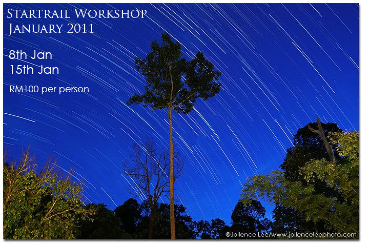 startrail workshop
