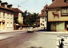 Vor dem Wormser Tor (claudia_ainsworth) Tags: nature germany deutschland fotos stadt rheinland pfalz frankenthal wormser