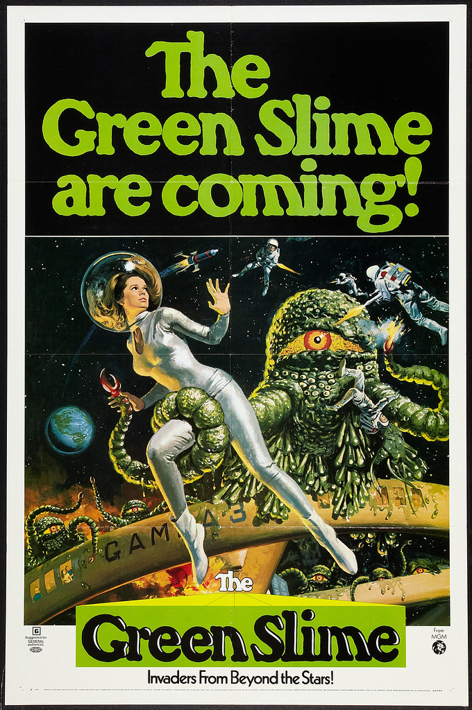 The Green Slime (MGM, 1969)