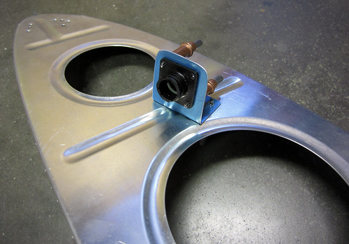 Stall Warning Bay Wiring Connector