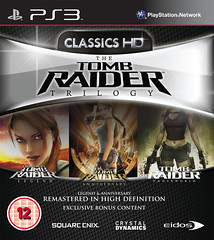 Coming Exclusively To PS3: The Tomb Raider Trilogy In HD