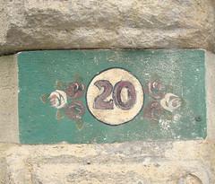 No 20 - flowery