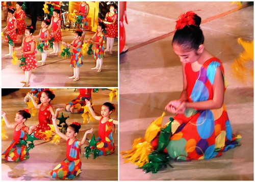 Christmas ballet performance_Shangrila-mall, ballet school