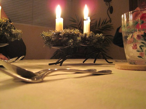 Dinner chez Yvette