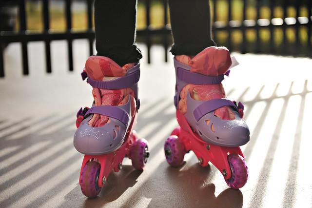 {8/365} Kate Skates