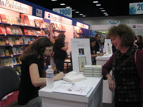 Betsy-Tacy Booksigning at ALA Midwinter