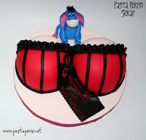 Göğüs pastası-eyore