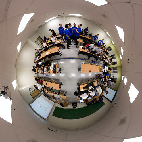 Coveo Blitz 2011 - Stereographic