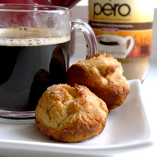 Wheat-Free Orange-Anise Rolls and Pero Coffee Alternative