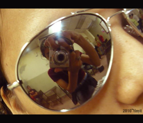 A través de tus gafas